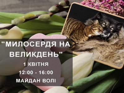 1 квітня на Майдані Волі відбудеться...